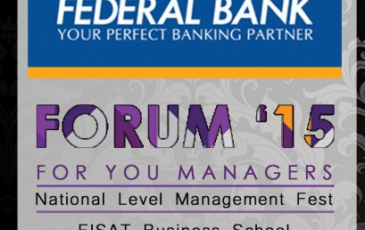 FORUM2K15 Powered by Federal Bank