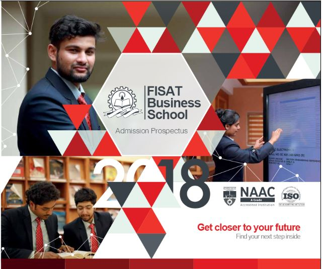 Admissions – MBA Programme 2018-2020